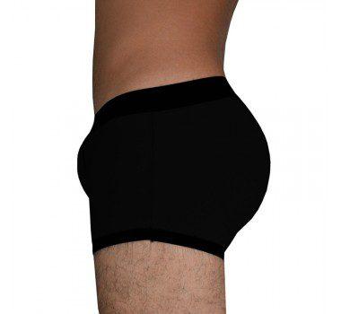 Cueca Com Enchimento Frontal e Traseiro - Mini Boxer - Beleza 7 3a63b1d5083